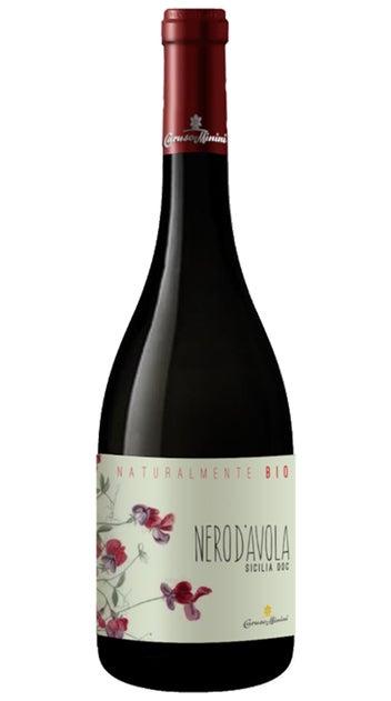 2019 Caruso & Minini Organic Nero d' Avola