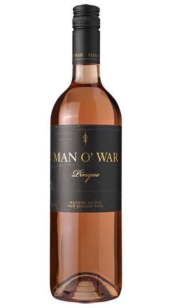 2021 Man O' War Pinque Rose