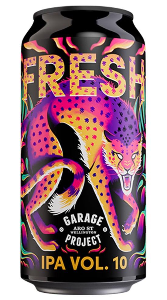 Garage Project Fresh IPA Vol. 10 440ml can