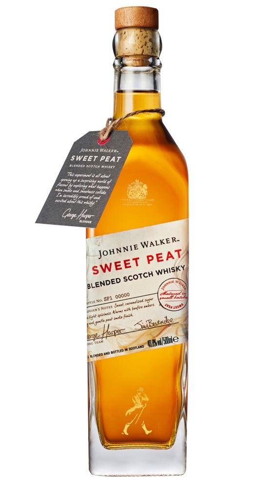Johnnie Walker Sweet Peat Whisky 500ml bottle