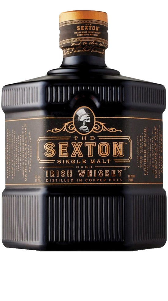 The Sexton Single Malt Irish Whiskey 700ml bottle