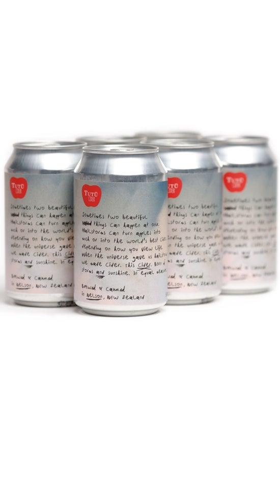 Tutū Cider 6pk 330ml cans