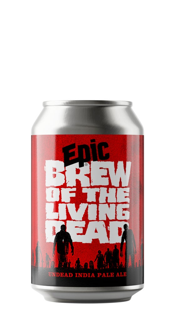 Epic Brew of the Living Dead 330ml can