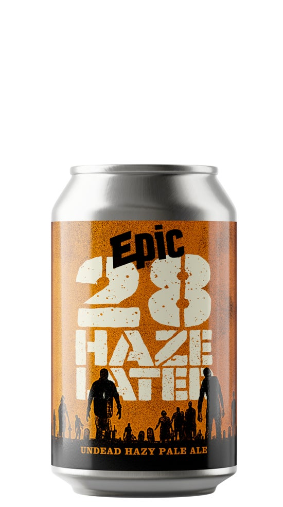 Epic 28 Haze Later 330ml Can