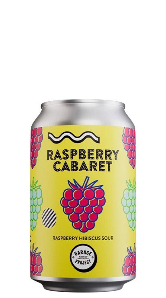 Garage Project Raspberry Cabaret 330ml can