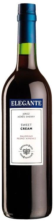 Gonzalez Byass Elegante Cream