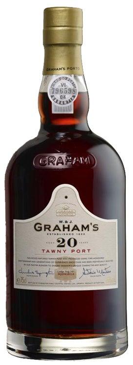Graham's 20yr Old Tawny Port